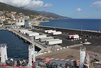 Port Fret de Bastia
