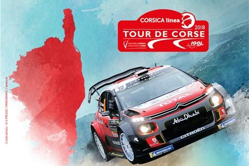 Affiche Tour de Corse