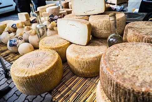 Foire du fromage à Venaco
