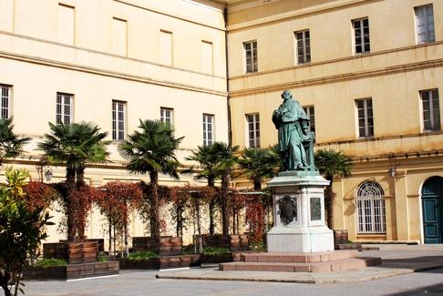 Statut musée ajaccio