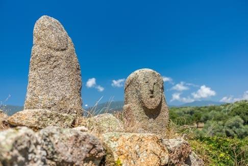 statue Filitosa