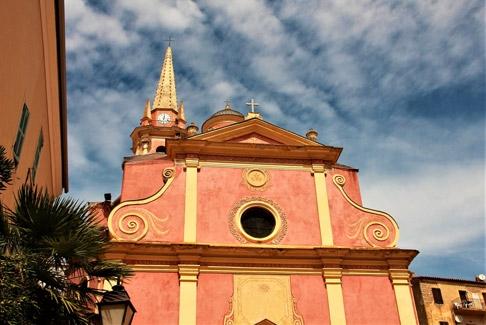 église Calvi
