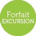 Forfait Excursion