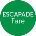 Escapade rate