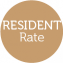 Resident rate