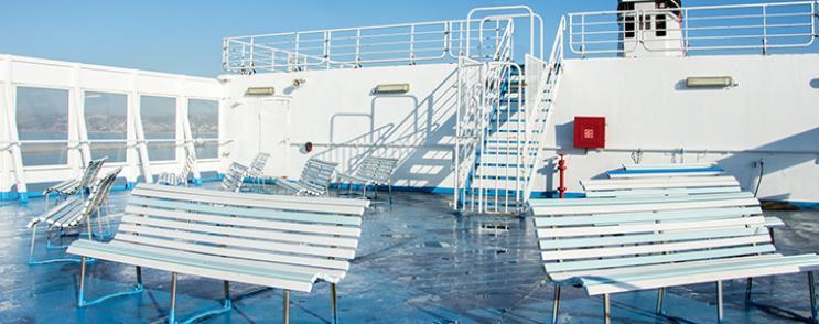 Le Solarium du Méditerranée