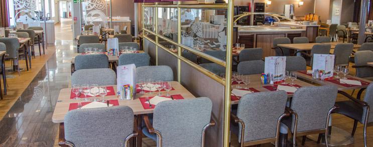 Le restaurant du Paglia Orba