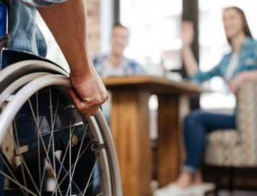 Assistance for people with reduced mobility
