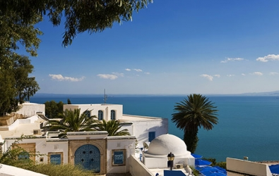 Paysage Tunisie