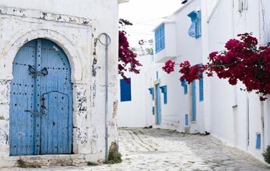 Ruelle Tunisie